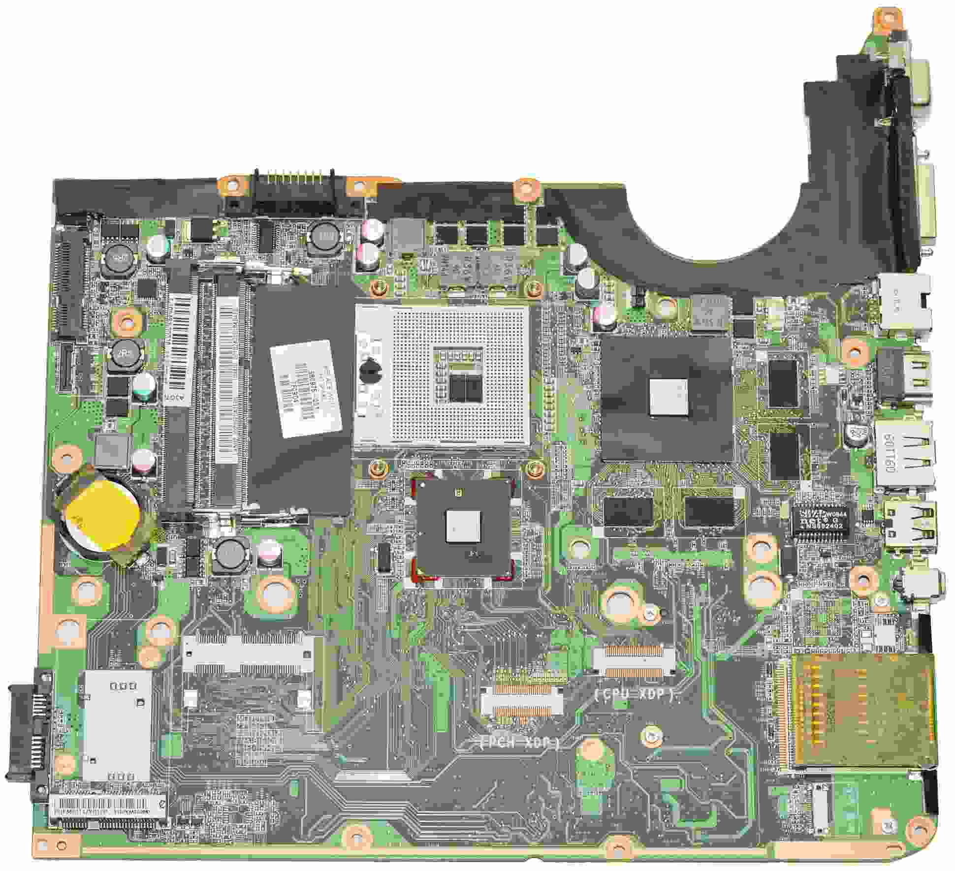 580975-001 HP DV6-2000 Intel Laptop Motherboard s989