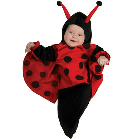 Infant Lady Bug Costume - Newborn Ladybug Costume