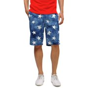 Loudmouth Golf Men's All Stars 32 Shorts