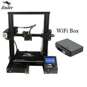 Creality 3D Ender-3 High- DIY 3D Printer 220 * 220 * 250mm Printing Size with WiFi Box Intelligent Assistant