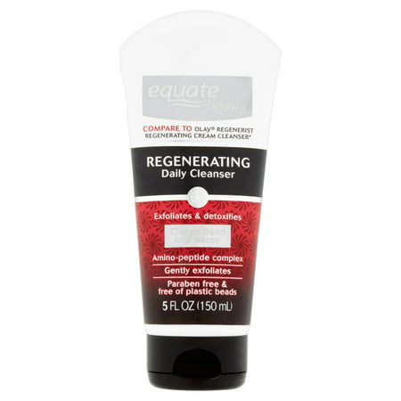 Equate Beauty Regenerating Daily Cleanser, 5 Oz