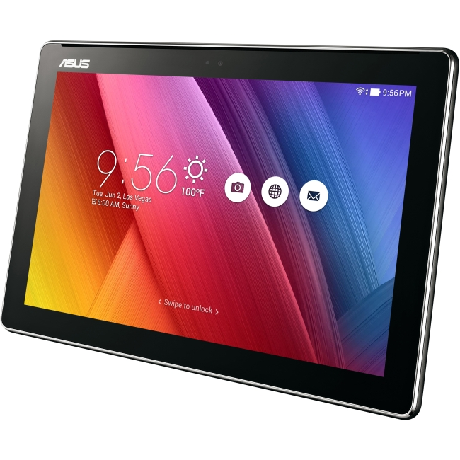 "ASUS Z300M-A2-GR ZenPad with WiFi 10.1"" Touchscreen Tablet PC Featuring Android 6.0 (Marshmallow) Operating System, Dark Grey"