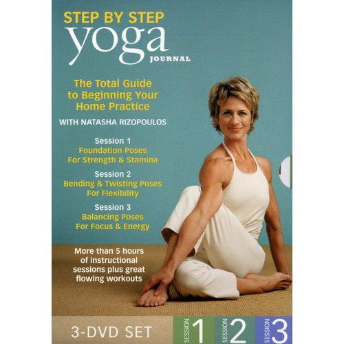 Yoga Journal's: Beginning Yoga Step By Step (Full Frame)