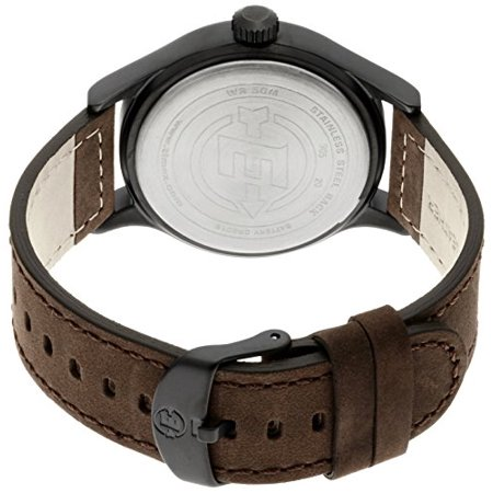 9dd320dad29c Timex - Men s T49963 Expedition Scout Watch with Brown Leather Band -  Walmart.com