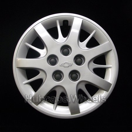 OEM Genuine Hubcap for Chevy Impala, Monte Carlo 2003-2011 - Professionally Refinished Like New - 16in Replacement Single Wheel - Cherry Wheel Mouse