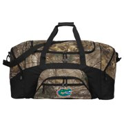 Camo University Of Florida Duffle Bag Or RealTree Gators Gym