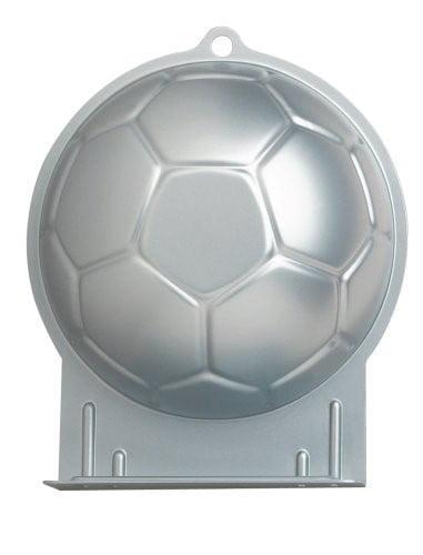 Wilton Aluminum Shaped Pan Soccer Ball Walmartcom