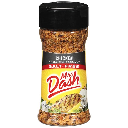 Mrs. Dash Chicken Salt-Free Grilling Blend, 2.4 oz