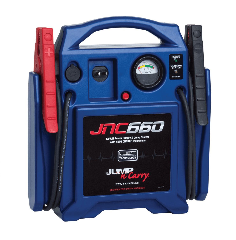 JUMP-N-CARRY 12V JUMP STARTER 1700 PEAK AMPS