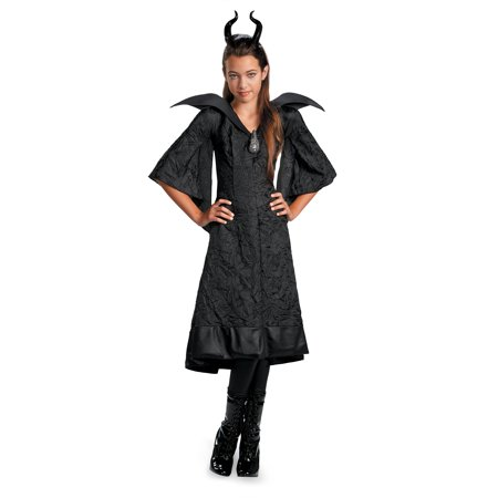 Maleficent Christening Gown Girls Costume DIS71817 - 7-8