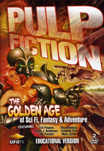 Pulp Fiction: Golden Age of Sci-Fi Fantasy & Adv by UFO CENTRAL HOME VIDEO