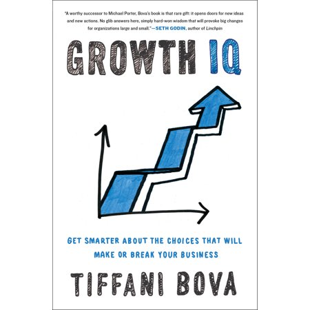 Growth IQ : Get Smarter About the Choices that Will Make or Break Your Business