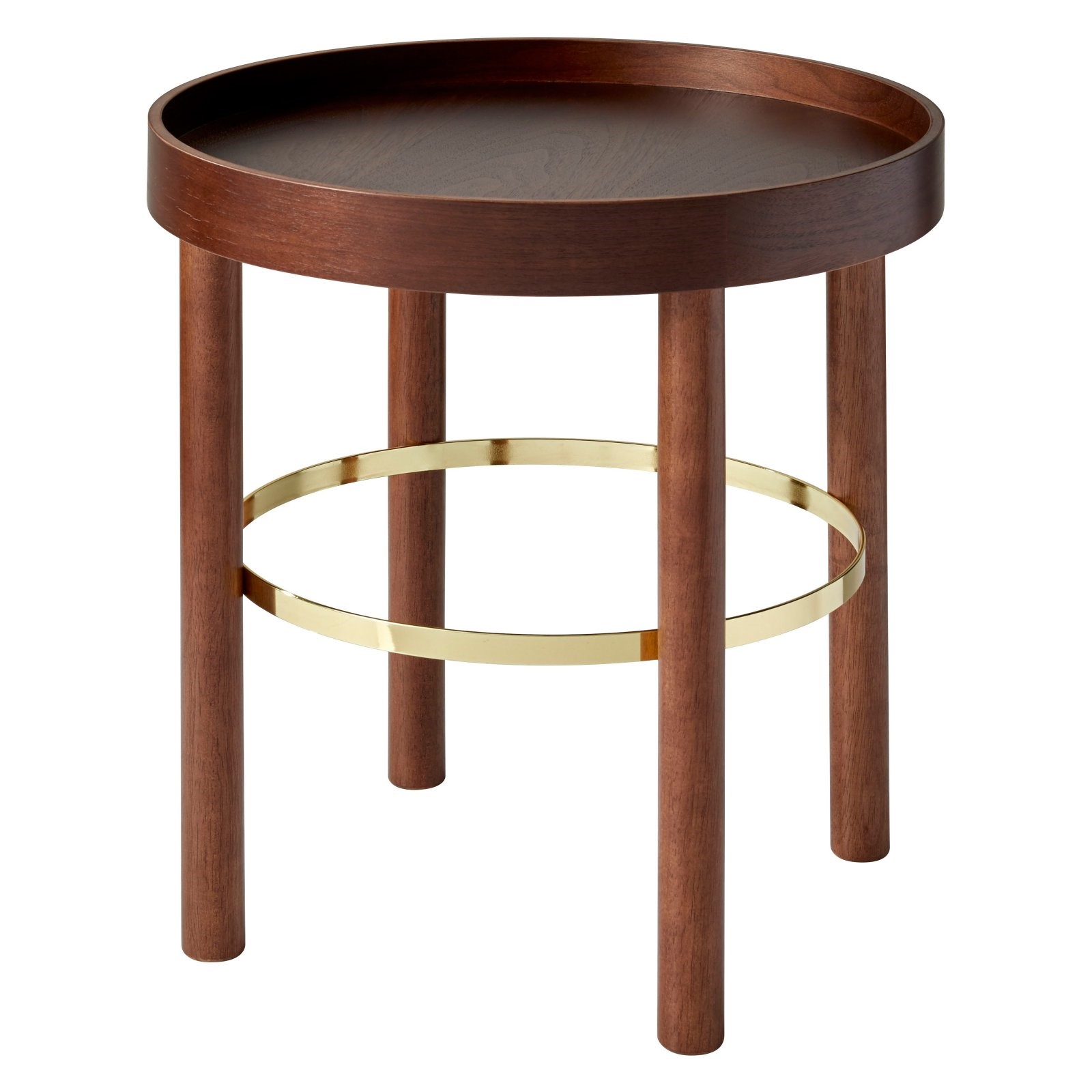 Adesso Montgomery Round End Table by Adesso