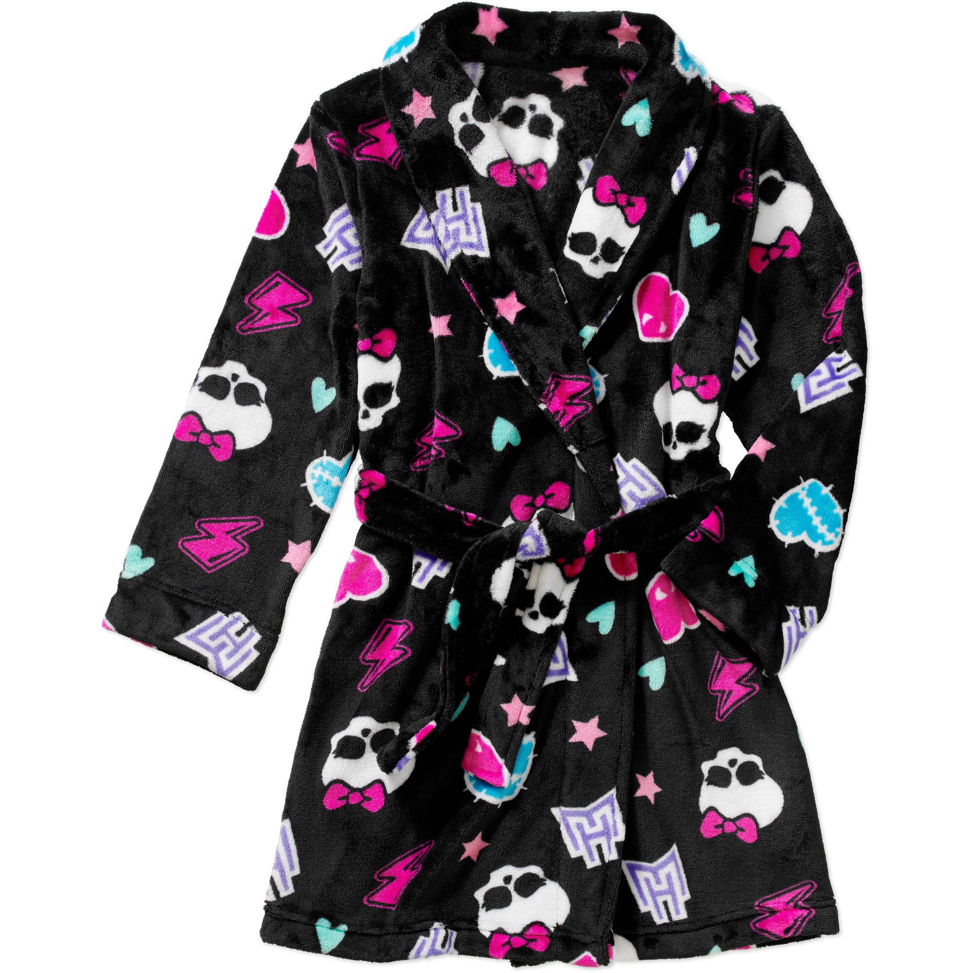 Girls' Monster High Robe