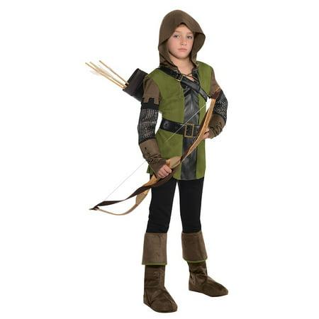 Prince of Thieves Child Costume - Medium