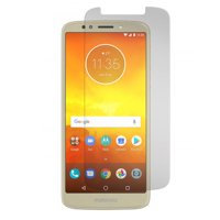Gadget Guard - Black Ice Glass Screen Protector for Motorola Moto E5 - Clear
