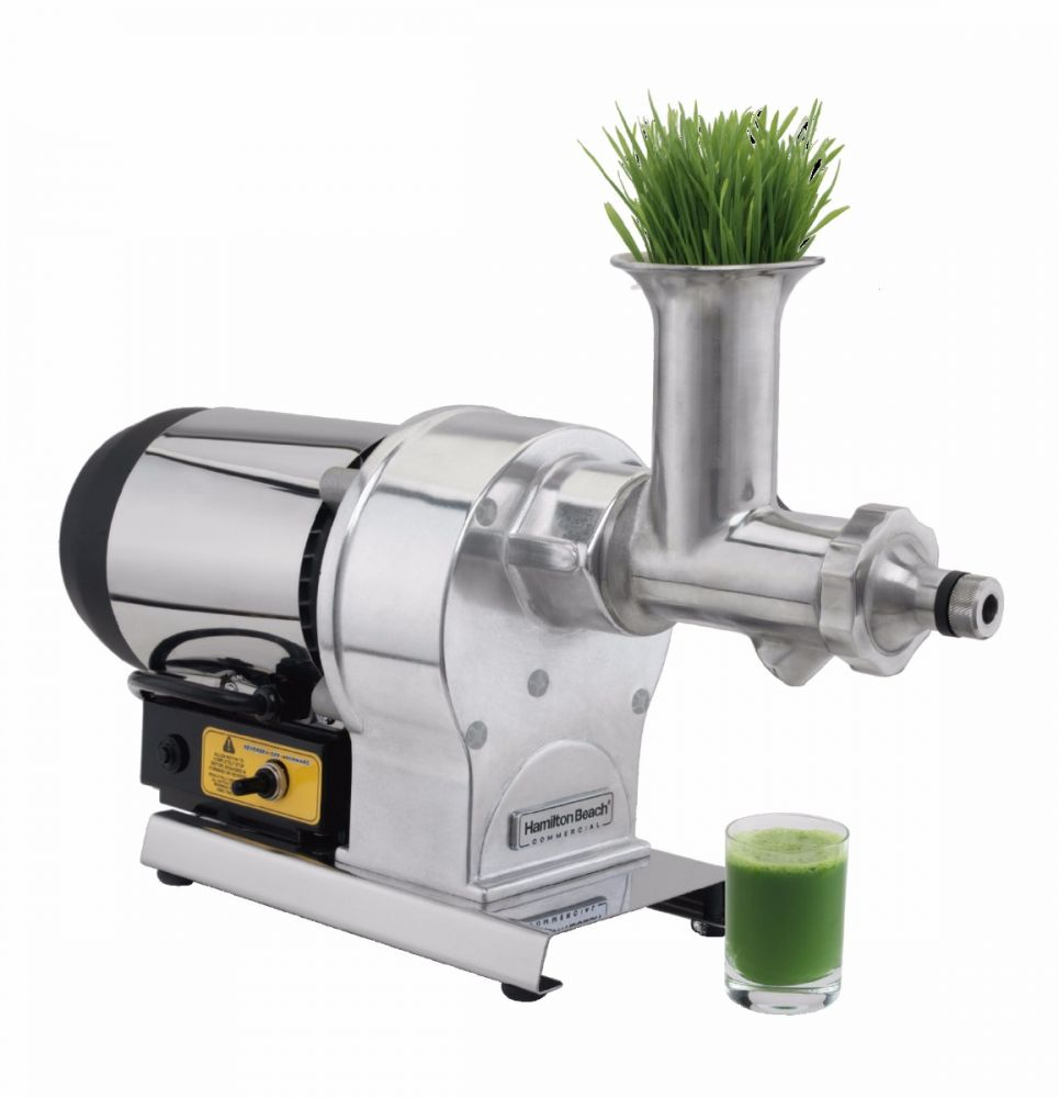 Hamilton Beach Commercial Wheatgrass Juicer