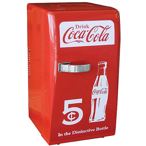 Coca-Cola Retro Fridge