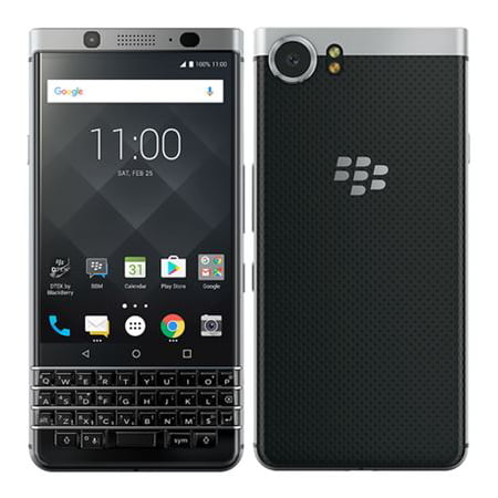 Gsm Blackberry (BlackBerry KEYone (32GB) BBB100-1 4G LTE GSM Global Unlocked Android Smartphone (US Warranty))