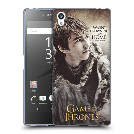 OFFICIAL HBO GAME OF THRONES CHARACTER QUOTES SOFT GEL CASE FOR SONY PHONES 1 - Cersei Lannister Dresses