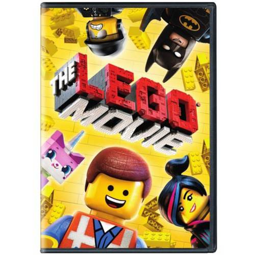 The LEGO Movie (Special Edition) (DVD + Digital Copy With Ultraviolet) (With INSTAWATCH) (Walmart Exclusive))