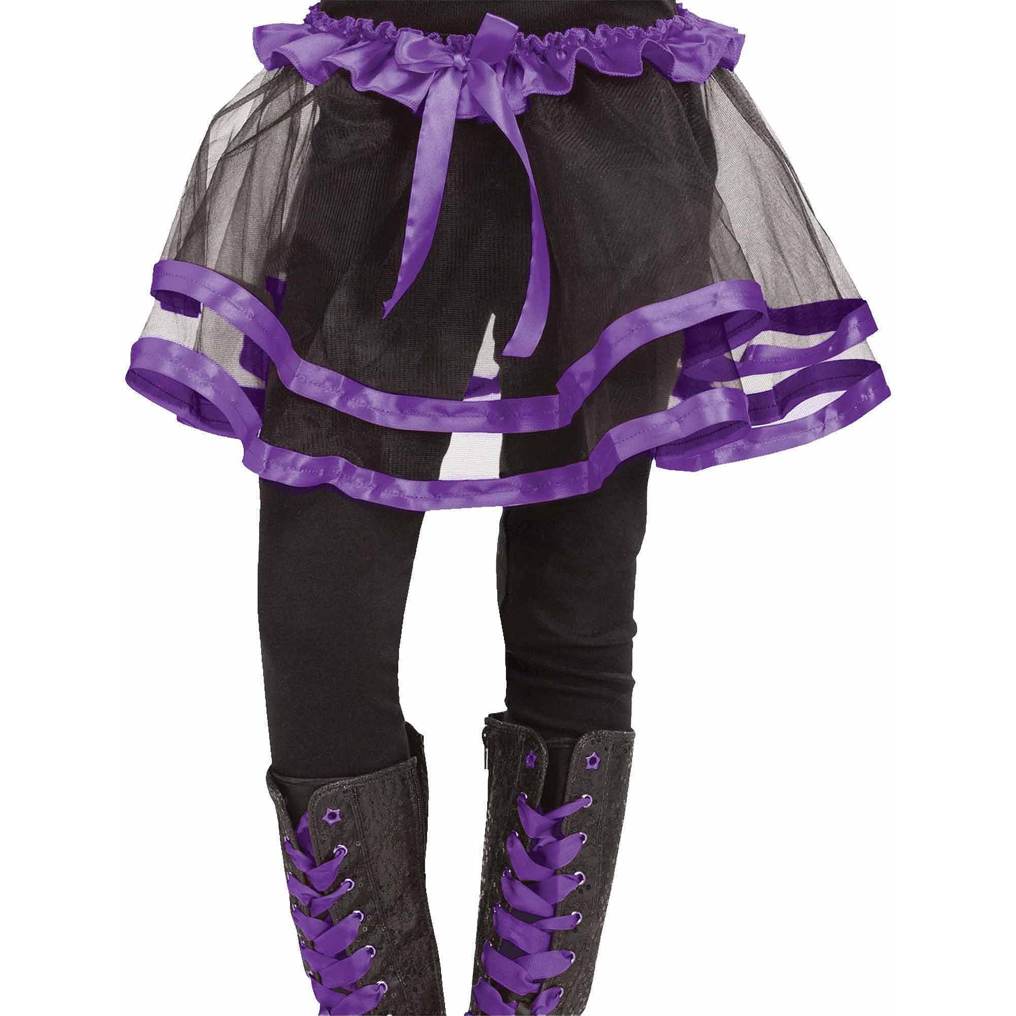 Ribbon Tutu Child Halloween Accessory