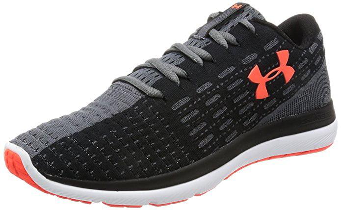 Under Armour Mens Threadborne Slingflex Running Shoes 1285676 Black SZ 13