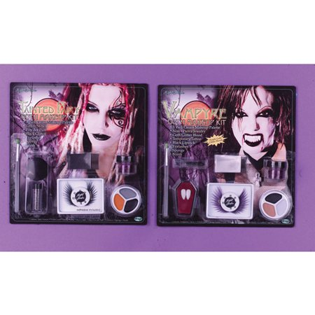 Night Shades Gothic Halloween MU Kits](Vancouver Halloween Night)