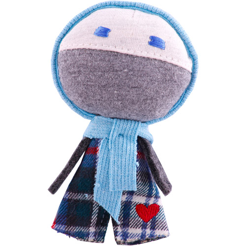 "PocketPeople ""Love Tribe"" Attucus Doll"