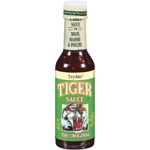 Try Me The Original Tiger Sauce, 5 fl oz