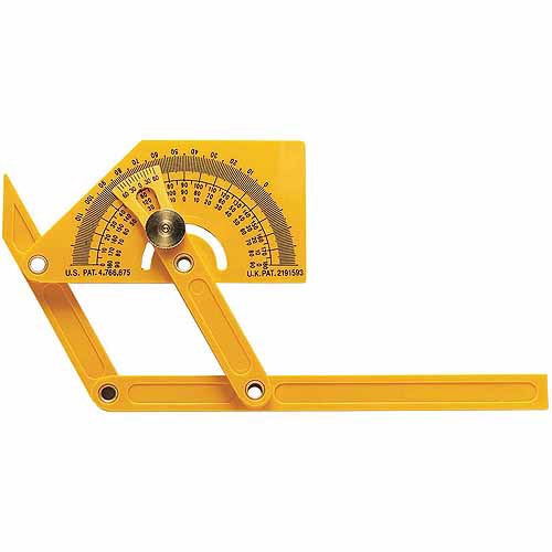 General Tools 29 Plastic Protractor by General Tools