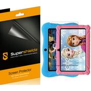 [3-Pack] Supershieldz for Contixo 7 inch Kids Learning Tablet (V8-2 and V9-3) Screen Protector, Anti-Glare & Anti-Fingerprint (Matte) Shield