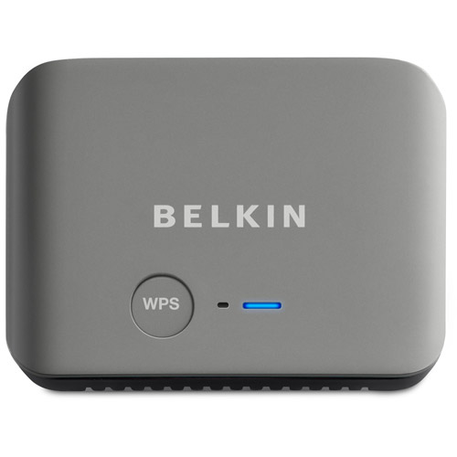 Dual-Band Wireless Range Extender