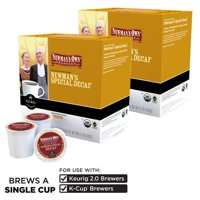 Newman's Own Decaf Special Blend Coffee 180 K-Cup Packs