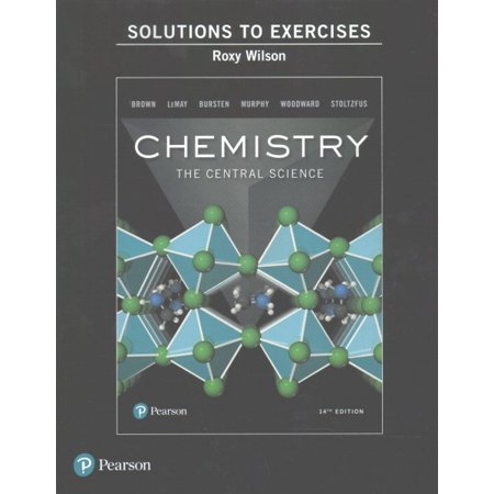 Student Solutions Manual to Exercises for Chemistry : The Central (Central System Administration In Solution Manager 7-1)