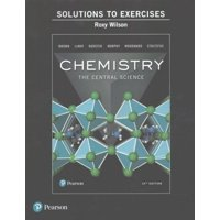 Student Solutions Manual to Exercises for Chemistry : The Central Science