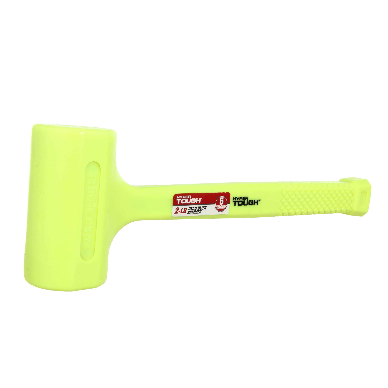 Hyper Tough 2 Pound Dead Blow Plastic Hammer Th79504z Walmart Com Walmart Com Or would a dead blow type be better ? hyper tough 2 pound dead blow plastic hammer th79504z walmart com