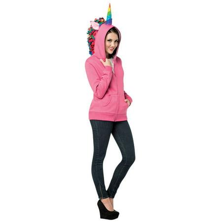 Warm Weather Halloween Costumes Toddlers (Pink Unicorn Hoodie Teen Halloween)