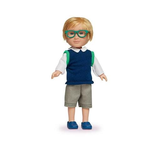 03fc0d2f65 My Life As 7-inch Mini Doll - School Boy