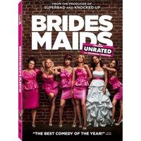 Bridesmaids (Unrated) (DVD + Digital Copy)