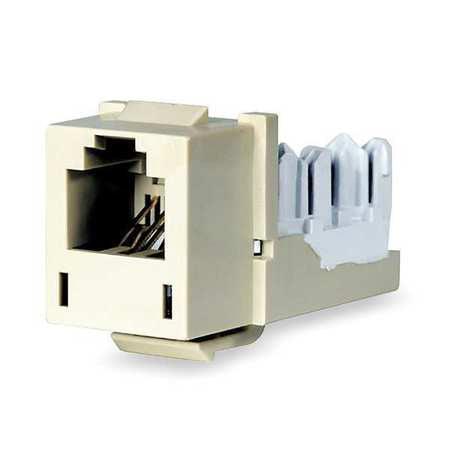 voice modular jack hubbell premise wiring hxjubk. Black Bedroom Furniture Sets. Home Design Ideas