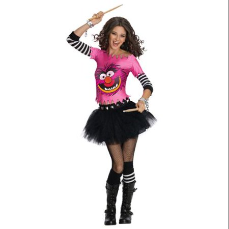 The Muppets Sexy Animal Tutu Costume Adult X-Small 0-2 - Muppet Animal Costume