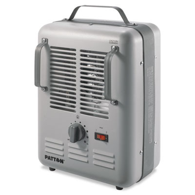 HOLMES PRODUCTS PUH682U Utility Heater, 7.7 X 10.3 X 14.6, Gray