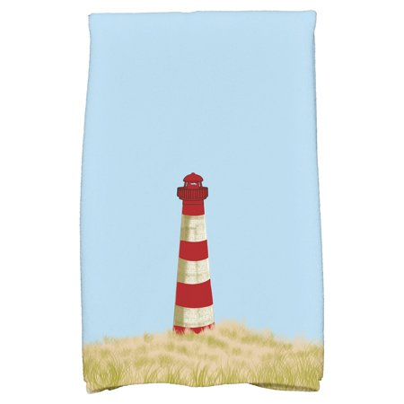 E by Design Nautical Nights Sea Pines Hand Towel
