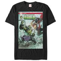 Marvel Men's Legacy Hulk T-Shirt