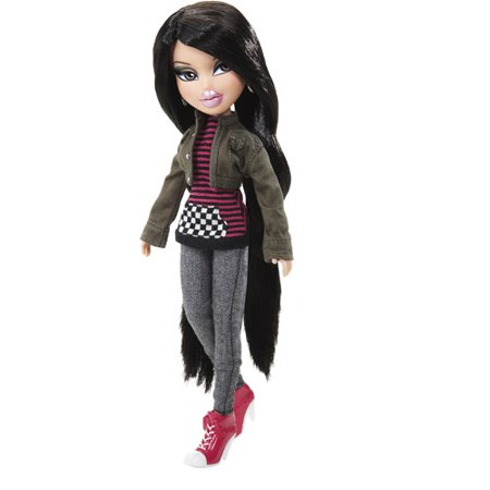 Bratz basic doll jade Bratz fashion look and style doll