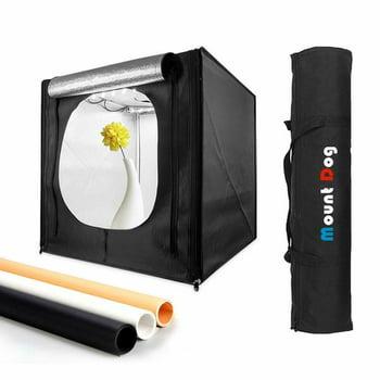 Portable Photo Studio LED Light Box Photography Shooting Tent