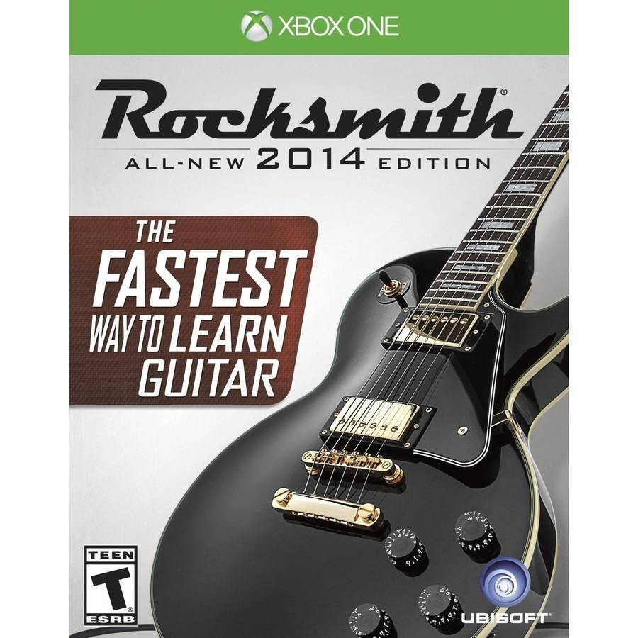 Rocksmith 2014 (Xbox One) - Pre-Owned