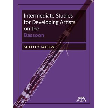 Intermediate Studies for Developing Artists on the Bassoon - (Artist Bassoon)