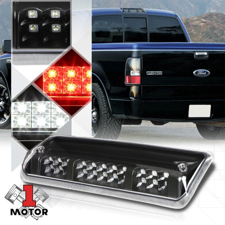 Black Clear Rear Led Third 3rd Brake Light Cargo For 04 05 F150 07 10 Explorer 06 08 09